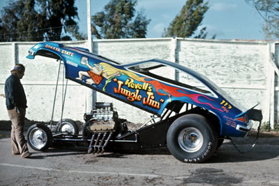 Jungle Jim funny car